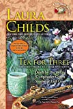 Tea for Three: The First Three Tea Shop Mysteries (A Tea Shop Mystery) by  Laura Childs in stock, buy online here