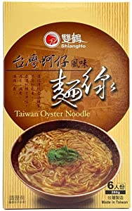 SHIANGHO Taiwan Oyster Noodle 280g Best Taiwanese Gift - SHIANGHO Taiwan - Fresh Stock-Taiwan food
