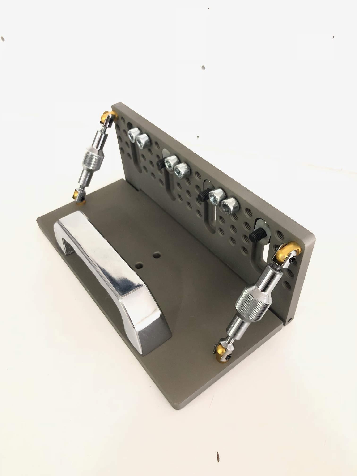 TR Maker Belt Grinder Professional Knife Jig, Knife Sharpener by TR MAKER