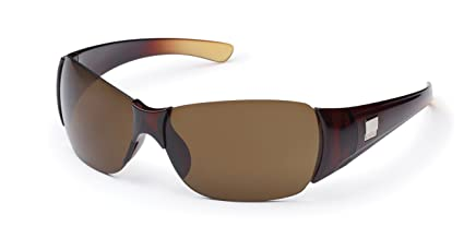 e331479749 Image Unavailable. Image not available for. Color  Suncloud Polarized  Optics Pulse Sunglasses (Brown ...