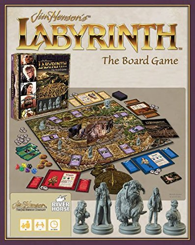 Jim Henson's Labyrinth: The Board Game by River Horse