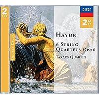 Haydn: Six String Quartets, Op.76