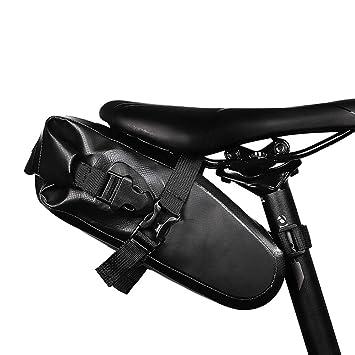 BOLSAS De SillíN para Bicicleta Impermeable, con Tira ...