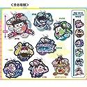 ぴた!でふぉめ おそ松さん パラシュート アクリルキーホルダー 8個入りBOXの商品画像
