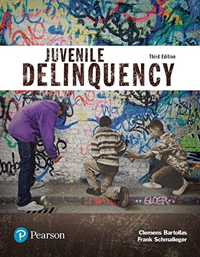 Juvenile Delinquency (Justice Series) (3rd Edition) (The Justice Series)