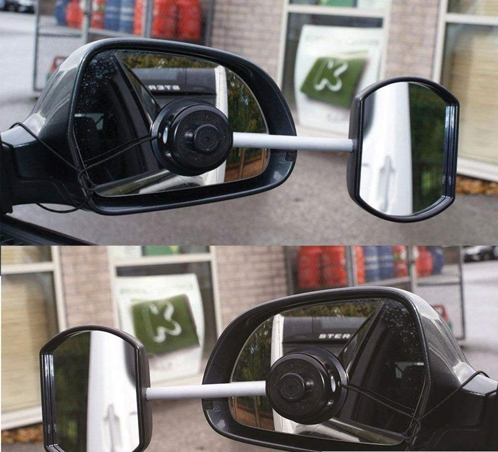 LWACC35 Suck It And See Towing Mirror Flat Glass