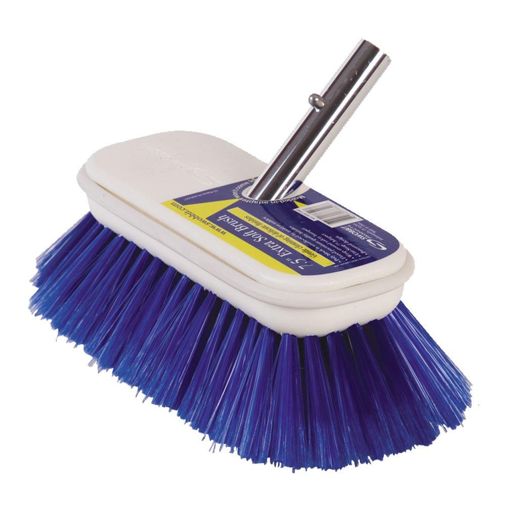 Swobbit - Swobbit 7.5'' Extra Soft Brush - Blue