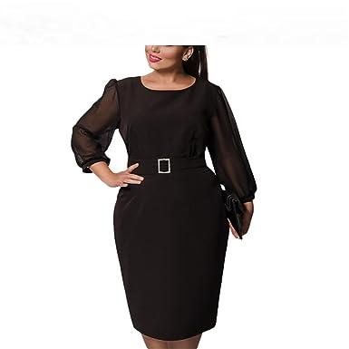 Plus Size Office Dresses