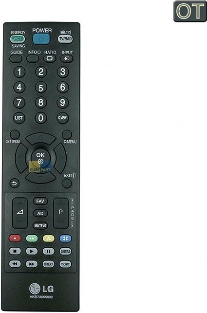 LG AKB73655802 - Mando a distancia para televisores LG: Amazon.es: Electrónica