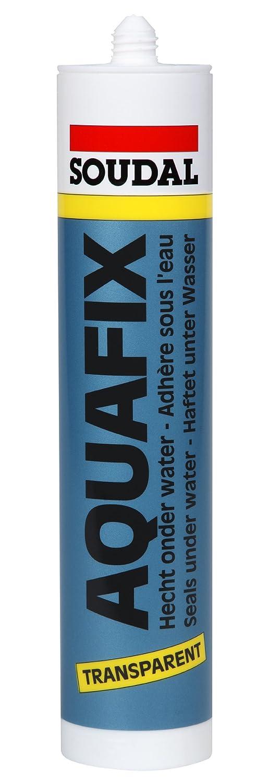 All weather sealant, even seals under water, Aquafix