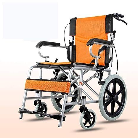 Silla de ruedas manual, sillas de ruedas plegables creativas ...