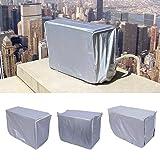 Yosoo Air Conditioner Protective Cover, Outdoor