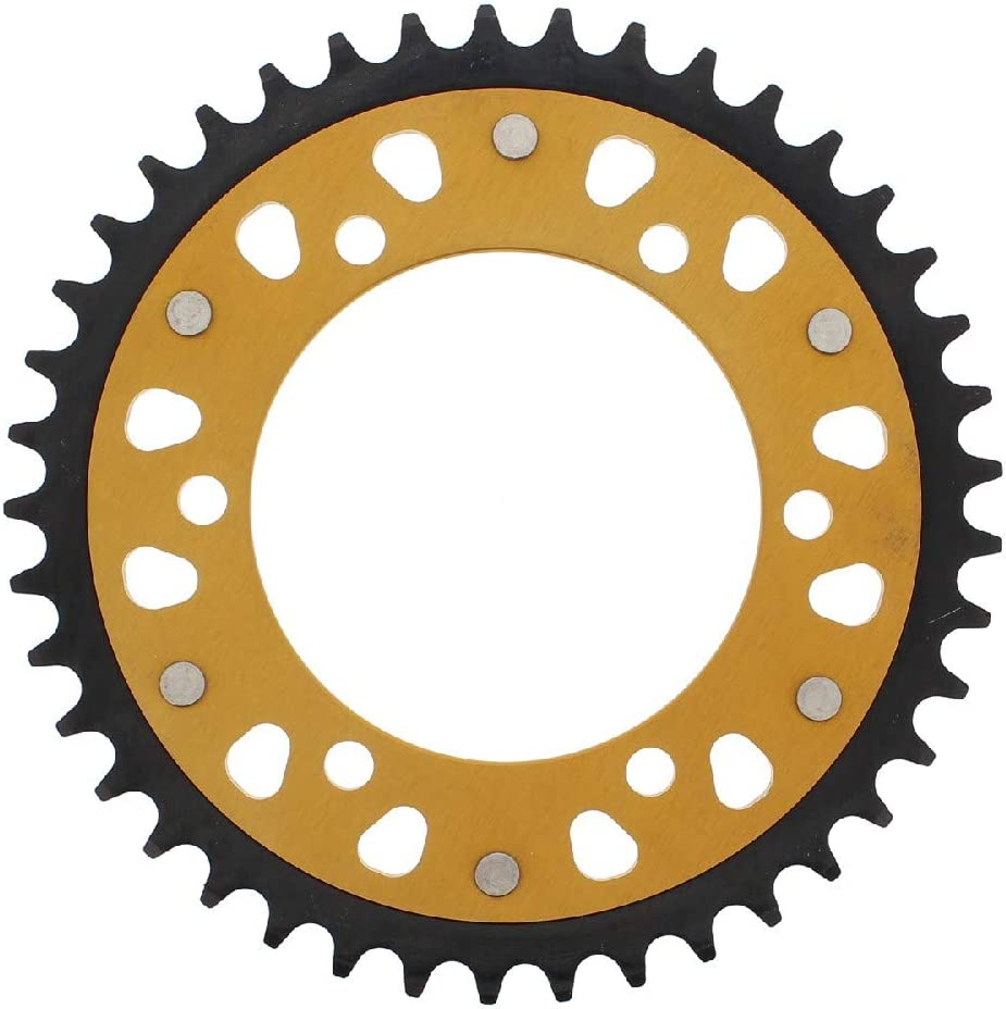 SuperSprox RST-486-41-GLD Motorcycle//Sprockets//Stealth