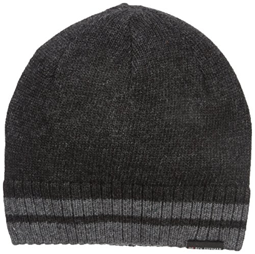 Ben Sherman Placed Tiping Beanie