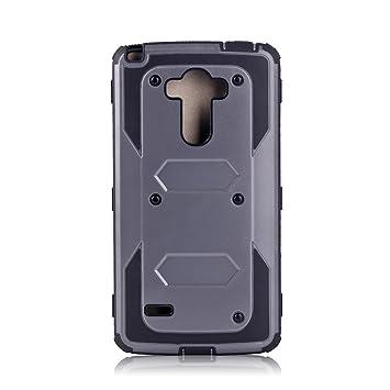 adorehouse LG G4 Note/LG G4 Stylus LS770 Funda, Hybrid TPU y ...