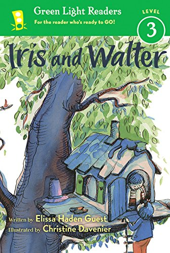Iris and Walter (Green Light Readers Level 3)