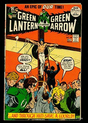 Green Lantern #89 VF 8.0