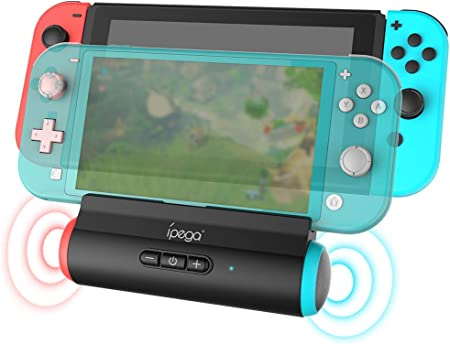Altavoz Portátil y Soporte de Cargador para Nintendo Switch, Base ...