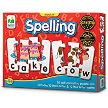 The Learning Journey Match It! Spelling