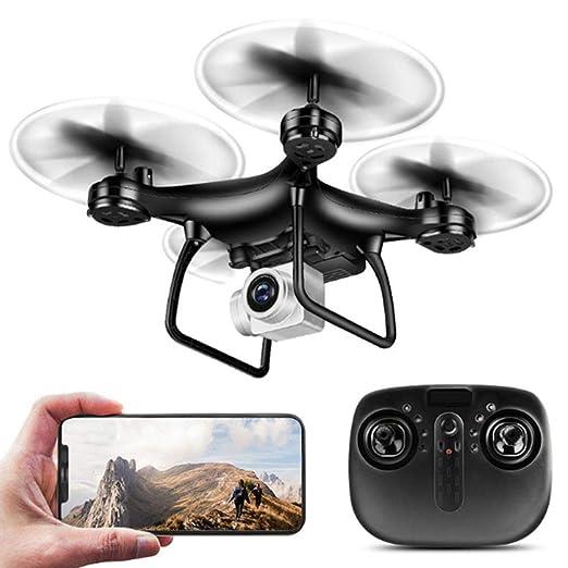 fatcatn - Mini dron con dron aéreo Profesional Quadcopter con ...
