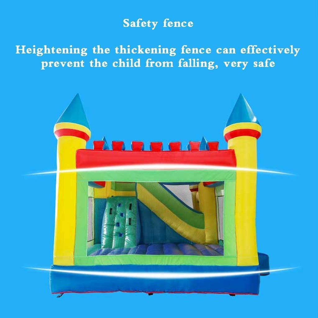 Amazon.com: WJSW - Castillos hinchables para niños, tamaño ...