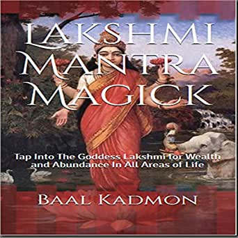 Amazon com: Lakshmi Mantra Magick: Tap into the Goddess
