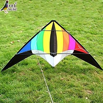 Amazon com : Discount sale kite double dual line stunt tech