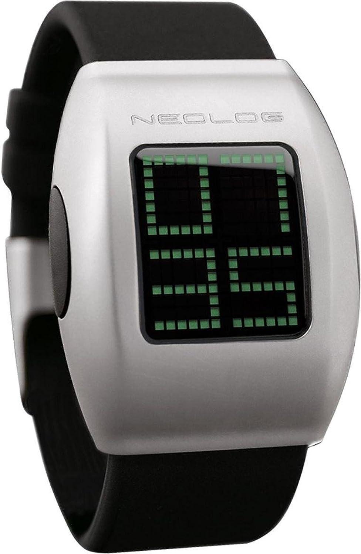 Neolog A24 Armbanduhr 3 Anzeigeoptionen