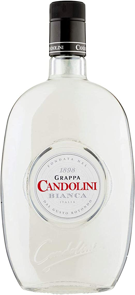 Grappa bianca candolini 700 ml 55942