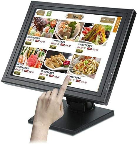 Kiosk - Monitor para caja registradora POS (pantalla táctil de 15 ...