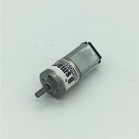 bringsmart JGA16 – 030 Mini Gear Motor DC 6 V cepillo de dientes eléctrico de bajo
