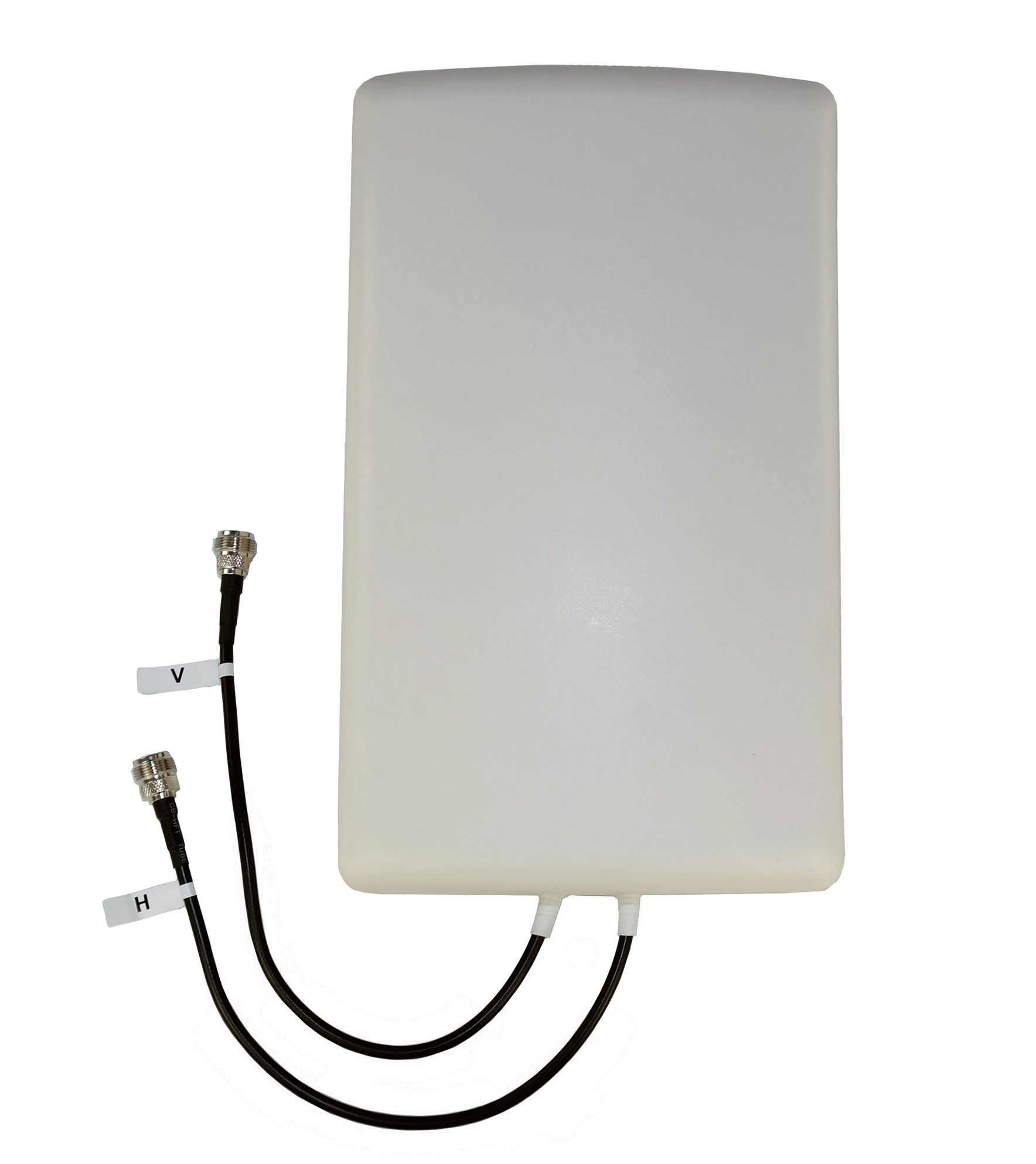 Proxicast 4G/LTE Cross-Polarized (MIMO) 7-10 dBi High-Gain Fixed-Mount Panel Antenna