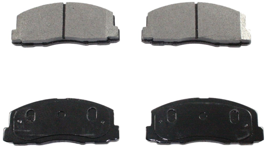 DuraGo BP328 MS Front Semi-Metallic Brake Pad