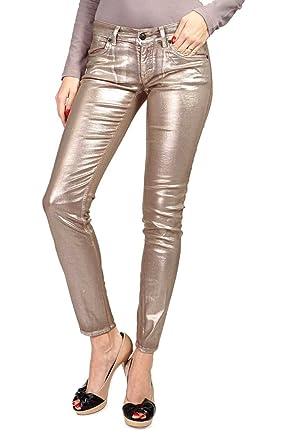 Drykorn Damen Jeans Skinny Slim Leg Jeans ON 2, Farbe