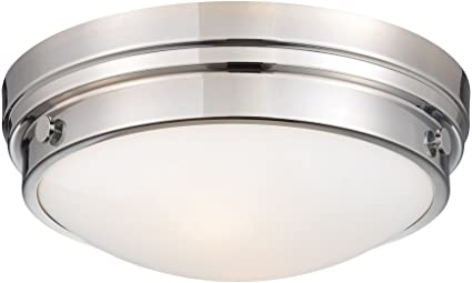 Amazon minka lavery flush mount ceiling light round 823 77 2lt minka lavery flush mount ceiling light round 823 77 2lt 120 watt 5quot aloadofball