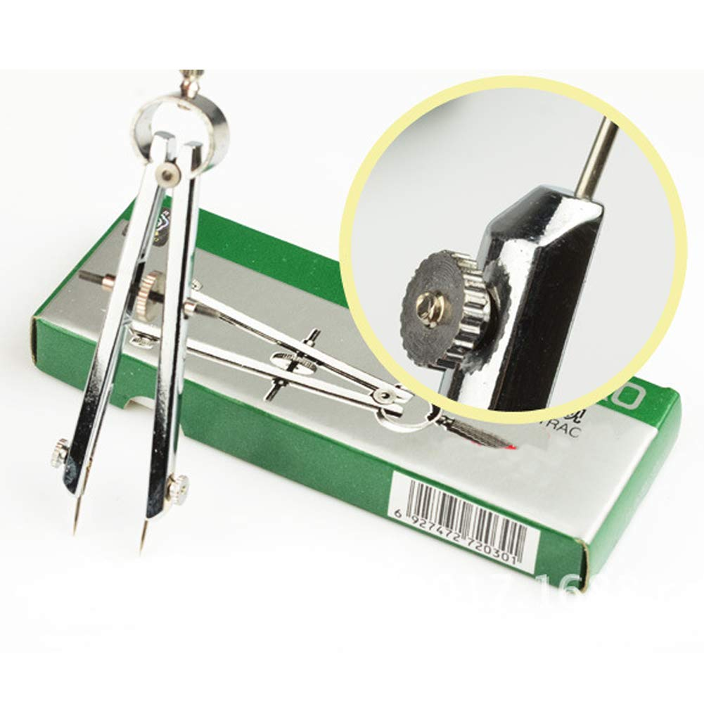 Mioloe Precision Spring Dividers Calipers Compass 4 Inch Long Spring Dividers Calipers