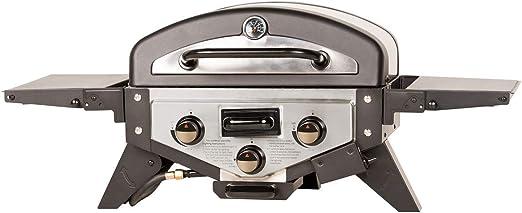 Masterbuilt MB20030519 MPG 300S - Parrilla de Gas para Mesa (Acero ...