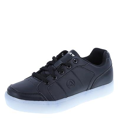 Airwalk Kids Jazz Low-Top Light-Up Sneaker