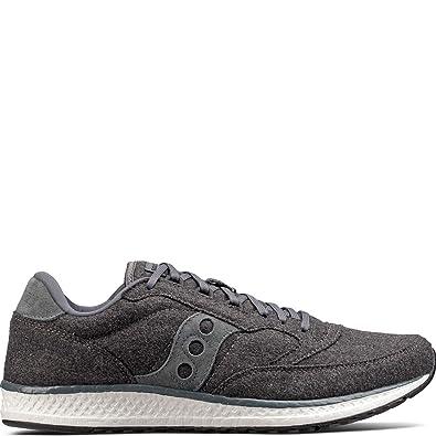 69b969bdde Amazon.com   Saucony Freedom Runner Wool Men's   Fashion Sneakers