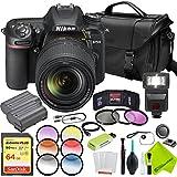 Nikon D7500 DSLR Camera with Nikon 18-140mm Lens Travel Combo