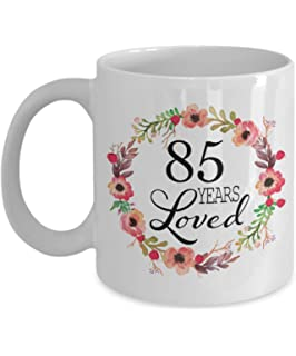 85th Birthday Gifts For Women
