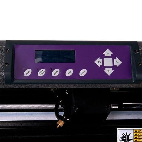 USCutter - Dispensador de vinilo con soporte y sistema de corte, 86,36 cm: Amazon.es: Electrónica