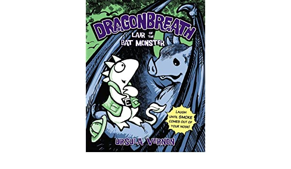 Dragonbreath #4: Lair of the Bat Monster (English Edition ...