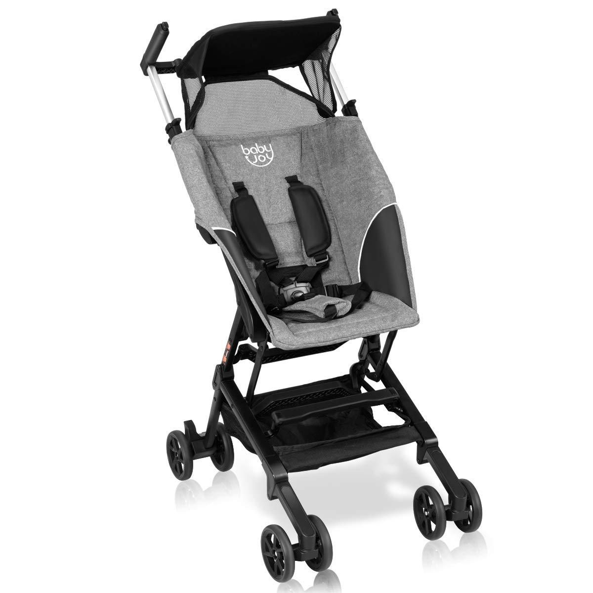 Amazon.com: Baby Joy - Cochecito de bolsillo, cochecito ...
