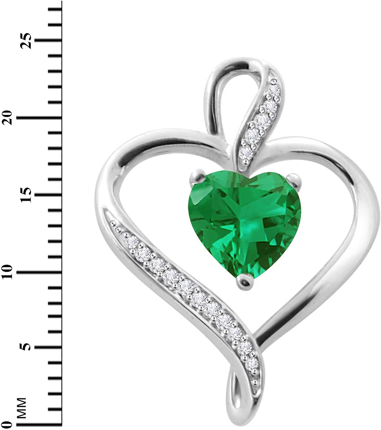 Beautiful Sterling silver 925 sterling SS Rh-plt Engraveable Heart Polished Front//Satin Back Disc Charm