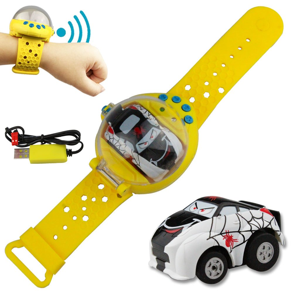 remote control car toys from transistor wiring libraryamazon com toy rc vehicle mini remote control car, gravity sensor watch