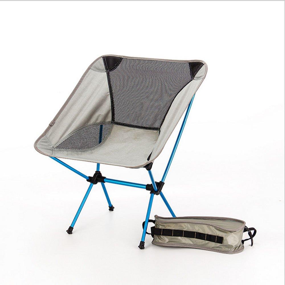 Samuromüller Klappstuhl Im Freien Camping Portable 7075 Luftfahrt Aluminiumlegierung Angeln Stuhl