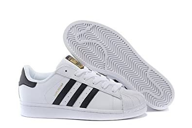 first rate on sale huge selection of Adidas Superstar White Sneakers for Womens