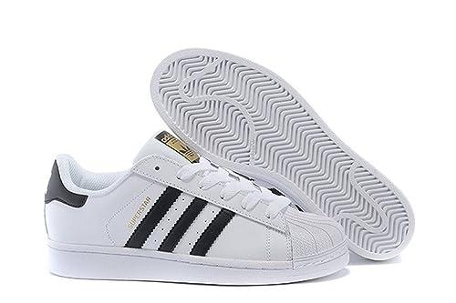 Regulación estaño bendición  Buy Adidas Superstar White Sneakers for Womens at Amazon.in