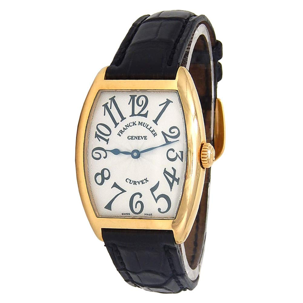 Franck Muller Curvex Reloj analógico de Cuarzo para Mujer, 7502 QZ ...